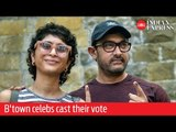 India Elections 2019: B'town celebs Priyanka, Aamir, Bachchans and others cast their vote