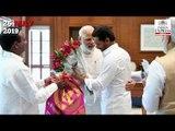 YSRC Chief Jagan Mohan Reddy meets PM Modi, seeks help for Andhra Pradesh