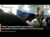 Andhra polls: Jagan Mohan Reddy steers YSRCP to landslide victory