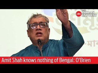 Kolkata violence: Amit Shah seeks votes but knows nothing of Bengal, says Derek O'Brien