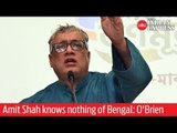 Kolkata violence: Amit Shah seeks votes but knows nothing of Bengal, says Derek O'Brien