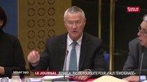 Affaire Benalla: le parquet classe sans suite les poursuites pour faux témoignages visant les collaborateurs d'Emmanuel Macron