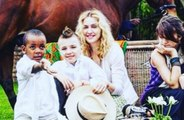 Madonna çocuklarının güvenliği için endişeli