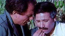 مشهد مؤثر جدا لـ أخر لحظات سعيد صالح قبل وفاتة و نصائحة لعادل إمام