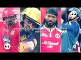who are all smashe fastest half century in ipl t20 history