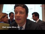 Here's why we think Jamie Oliver is cool as a cucumber