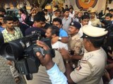 Fight breaks out between pro and anti cattle slaughter protesters in Bengaluru, 20 detained