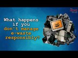 E-waste: Don't sell or dump, learn how to dispose responsibly