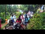 Football fever is here: Watch a ground of Argentina team fans take out a rally in Kerala