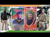 As mortal remains of CRPF martyrs reach home, families and friends bid farewell.
