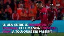 Cristiano Ronaldo : Découvrez à quel personnage d'Olive et Tom le créateur du manga le compare