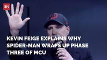 Kevin Feige On Why 'Spider-Man: Far From Home' Wraps Up Phase 3