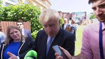Boris Johnson: We will get Brexit done by October 31st
