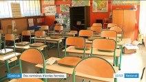 Canicule : des écoles fermées par mesure de précaution