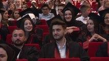 Bakan Mehmet Nuri Ersoy, Fatih Sultan Mehmet Üniversitesi mezuniyet töreninde konuştu