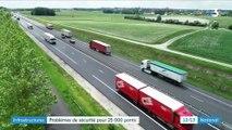 Infrastructures : des problèmes de sécurité observés sur 25 000 ponts en France