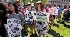 Wayfair Employees Walk Out in Droves to Protest Detention Center Sale