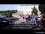 Grève à l'hôpital Lyon Sud