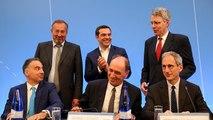 Υπεγράφη η σύμβαση για τις έρευνες υδρογονανθράκων