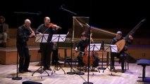 Georg Friedrich Haendel : Concerto à 4 en ré mineur (Ensemble La Rêveuse)