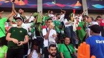 ALG - SEN : Les supporters sont là