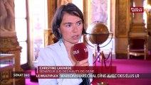 Sébastien Meurant au dîner avec Marion Maréchal : « C'est un sénateur du groupe LR parmi les 140 sénateurs du groupe », minimise la sénatrice LR Christine Lavarde