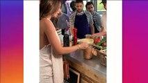 Emily Ratajkowski très complice avec un ancien gagnant de Top Chef