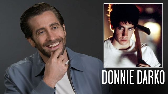 Jake Gyllenhaal Breaks Down His Most Iconic Characters