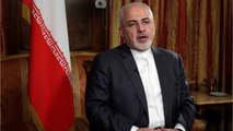 Iran's Zarif Says 'Short War' With Iran Is An Illusion