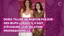 Doria Tillier et la nature de sa relation avec Nicolas Bedos :...