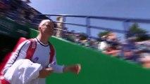 Bertens overcomes Sabalenka to reach the semi-finals at Eastbourne