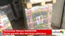Conakry: un réseau d'escrocs ayant des ramifications dans le golf, démantelé par les services du Moussa Tiégboro Camara