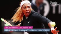 Serena Williams Finally Gets Her Own Wheaties Box: 'I Have Dreamt of This'