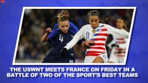 World Cup Daily: Should USWNT Be Concerned About Recent History Against France?