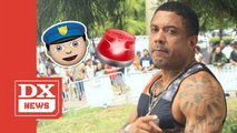 Benzino Cries Racial Harassment As He's Being Arrested — Again