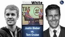 Bieber Vs. Cruise Would Be Biggest PPV Ever, Says UFC Boss Dana White
