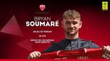 Bryan signe en Ligue 1 Conforama
