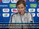 """USA (Quarts) - Ellis : """"Un incroyable spectacle pour notre sport"""""""