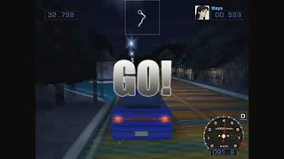 Initial D Mountain Vengeance Vs Clock Uphill Myogi S4 in 30
