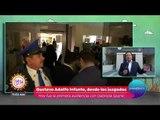 ¡Gaby Spanic dejó plantado en los juzgados a Gustavo Adolfo Infante! | Sale el Sol