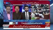 Hamein Herani Hai Jo Shakhs Sari Zindagi Cricket Team Mein Select Hoa Usko Selected Par Kion..-Khurram Dastagir