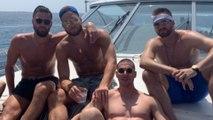 Blake Griffin & Chandler Parson Throw MASSIVE Twerk Party On Yacht With DOZENS Of Hot Models!