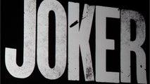 """Joker"" May Debut At Venice Film Festival"