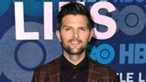 Adam Scott Calls Out Mitch McConnell's Team For Using His Image on Social Media | THR News