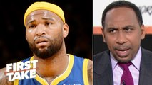 'We don't need him-' - Stephen A. doesn't want DeMarcus Cousins to sign with the Knicks - First Take