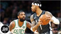 Kyrie Irving or D'Angelo Russell: Whom should the Nets choose? - The Jump