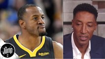 Scottie Pippen agrees with Andre Iguodala: Nobody's going to the Knicks - The Jump