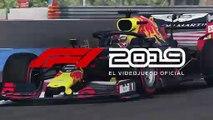Lanzamiento del videojuego de F1 2019