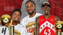 Toronto Raptors - BEST Plays of the 2018-19 NBA Season