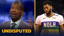 Assuming Lakers will win title with AD next year is 'ridiculous' - Rob Parker - NBA - UNDISPUTED